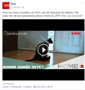 Post Facebook du 11 janvier 2015